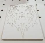 Σκαλιστο λιονταρι